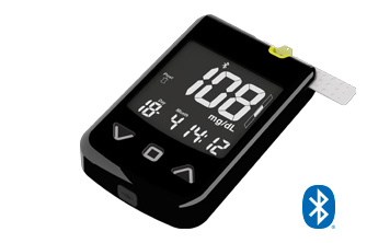 The simple and reliable blood glucose meter.