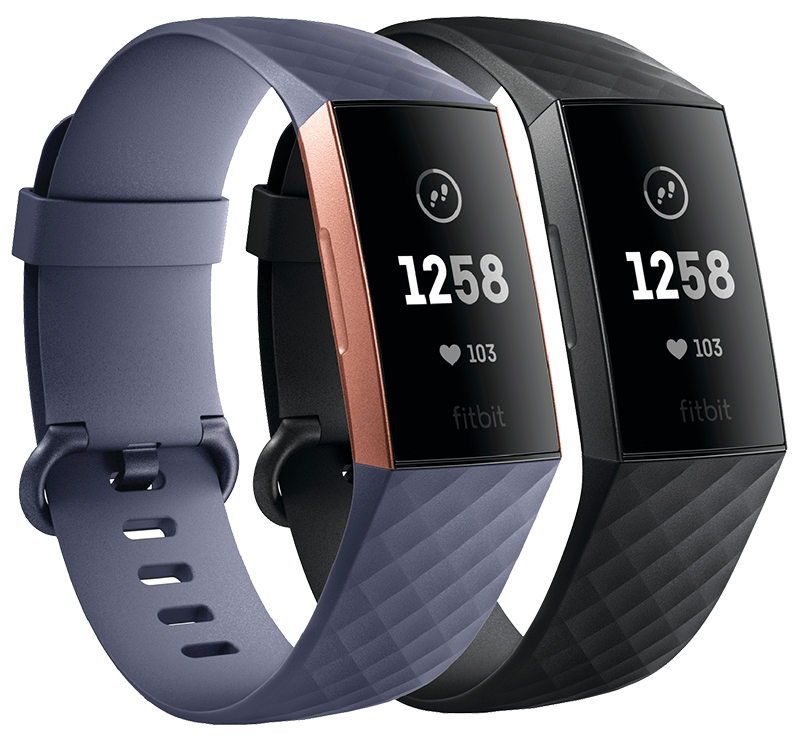 Win a Fitbit Charge 3