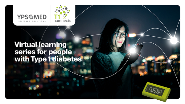 Inviting you to T1 Connects – Our virtual learning series for people with Type 1 Diabetes in Australia